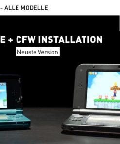 downgrade 3ds xl firmware 9.4